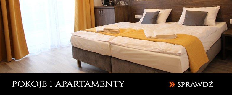 Rowy pokoje i apartamenty